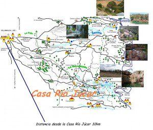 casas rurales en albacete Alcala del Jucar